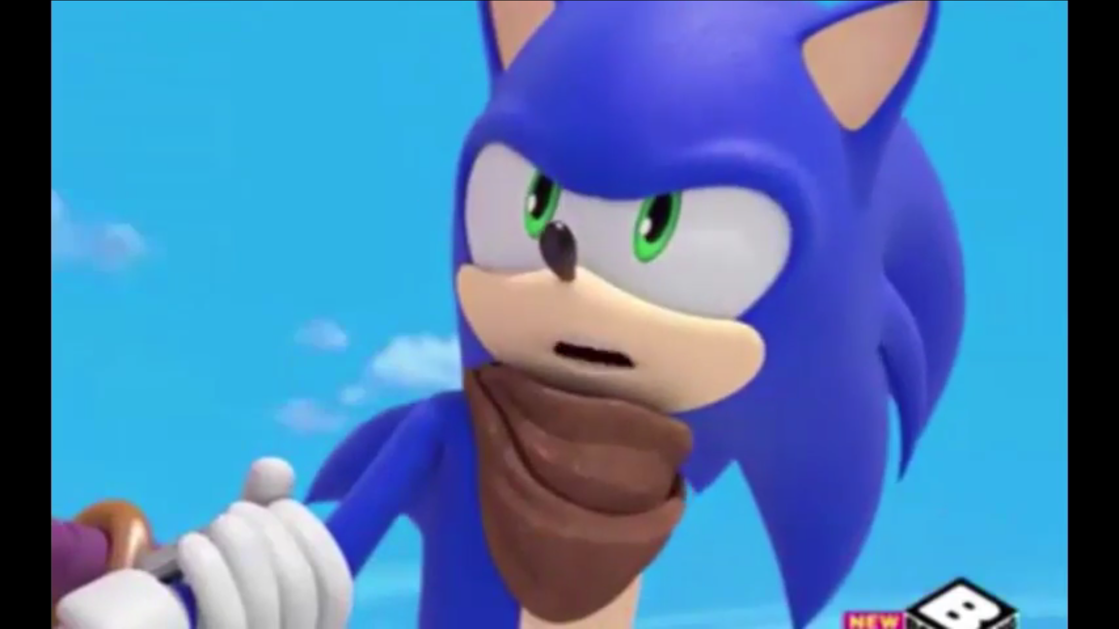 Sonic Boom season two episode 10