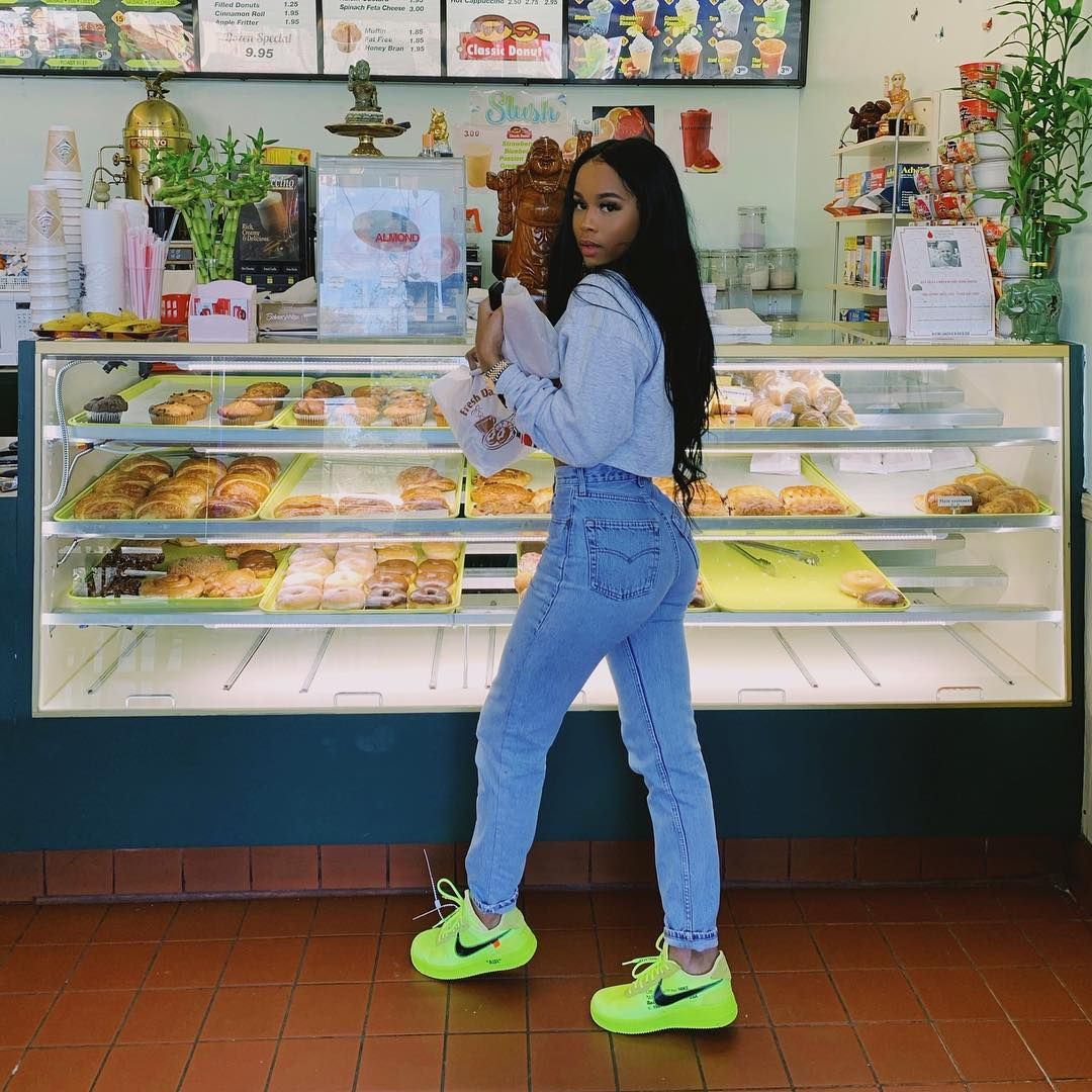 """Samaria Leah on Instagram: """"Anybody want a 🍩?"""" 