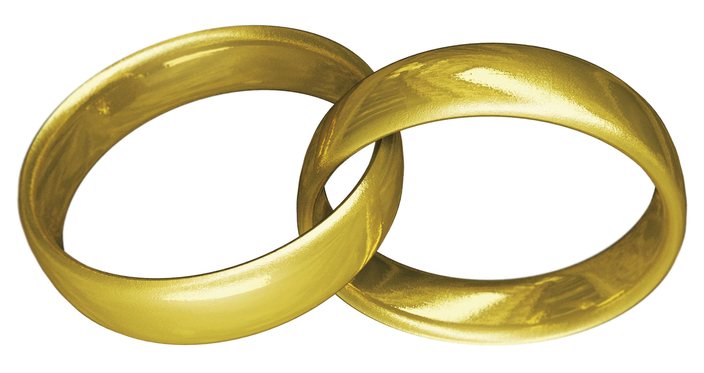 The Wedding Rings Are A Symbol Of Matrimony As Never Ending Circles Signify