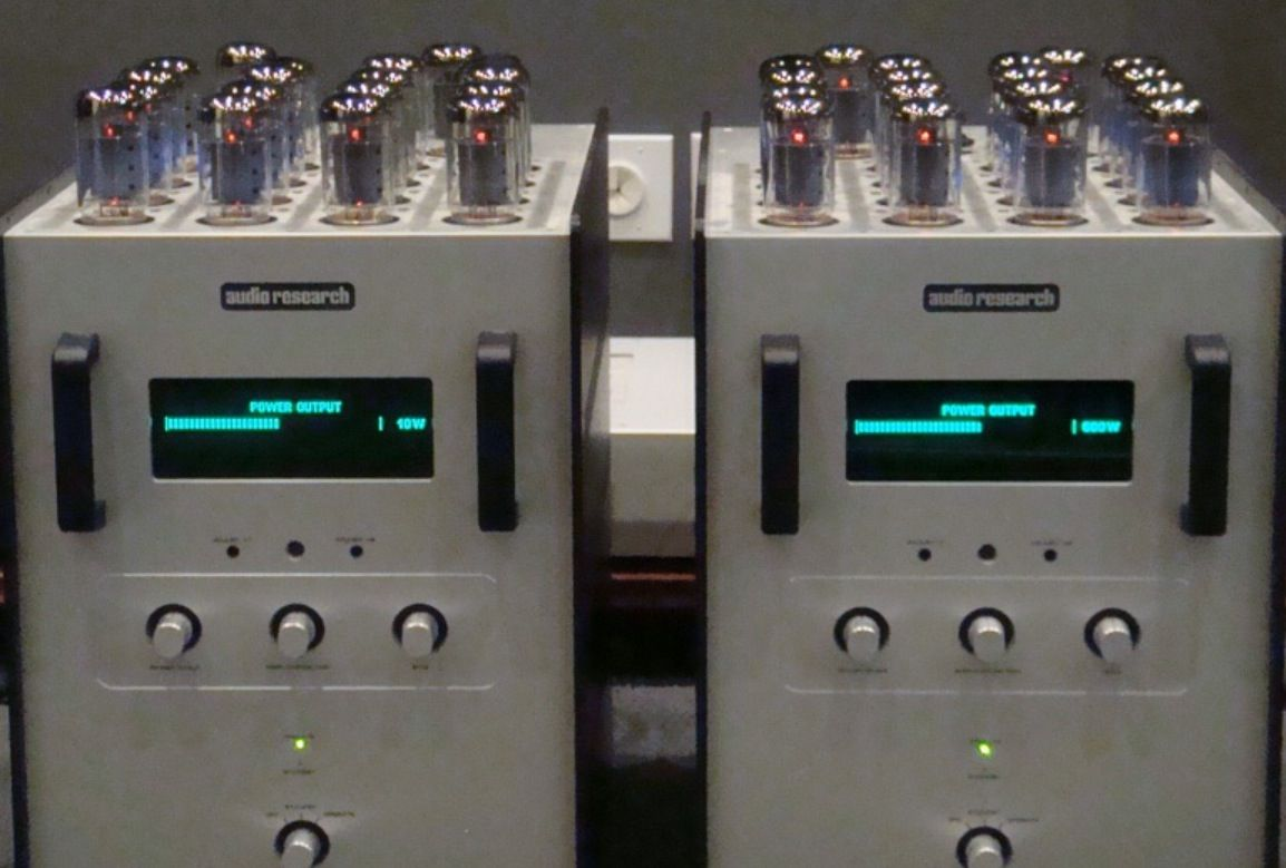 Audio Research Reference 750 power amplifier. | Audiophile ...