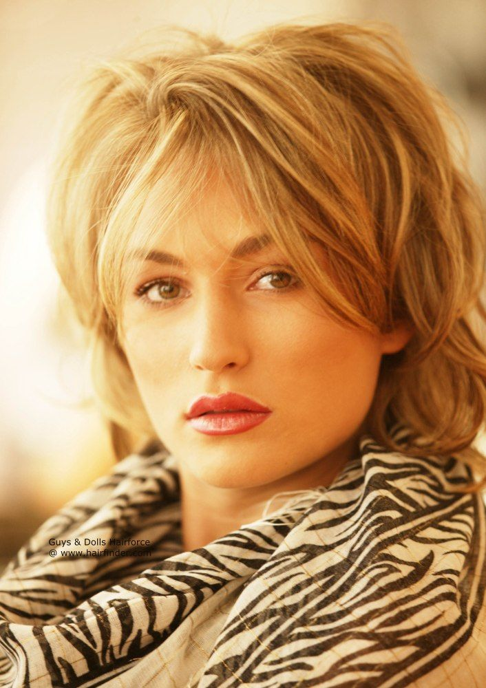 New Hairstyles 2015 Endearing Medium Length Shaggy Haircuts  Best Medium Length Hairstyles 2015