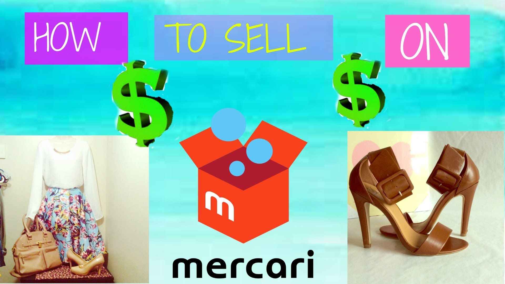 Tips On How To Sell On Mercari Things To Sell Mercari Mercari App