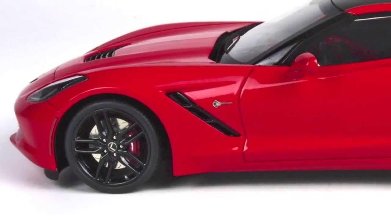 BBR Models: 2014 Chevrolet Corvette Stingray - Torch Red (P1864C) in 1:18  scale | Chevrolet corvette stingray, Chevrolet Corvette and Corvette