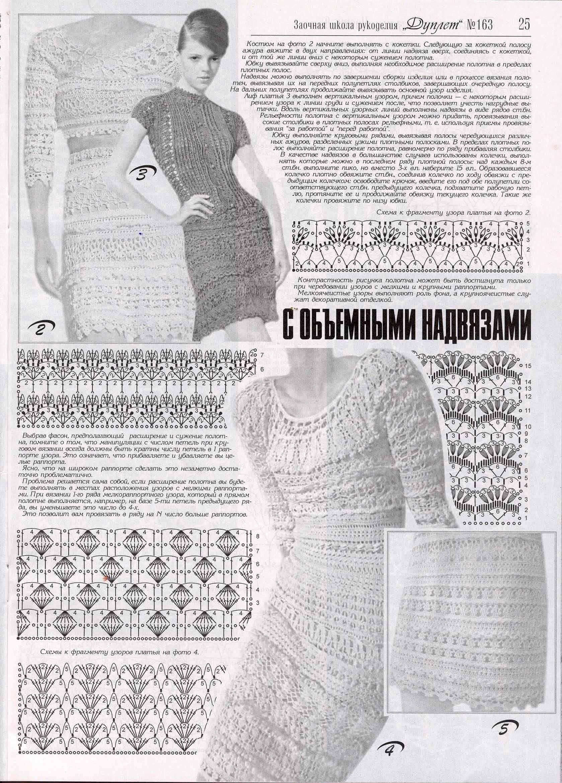 сердечное платье по мотивам ванессы монторо схема