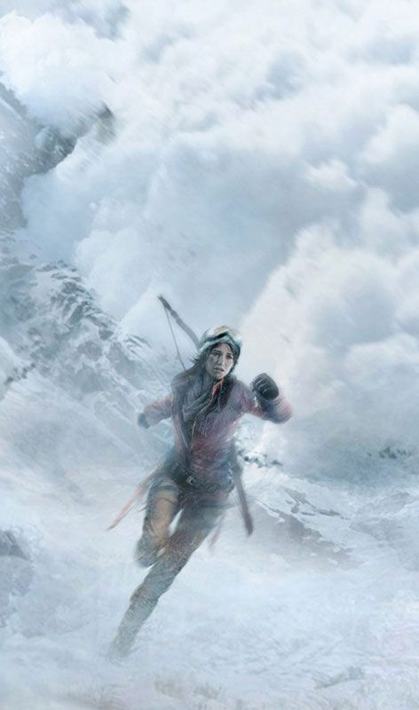 Lara Croft Rise Of The Tomb Raider Wallpapers
