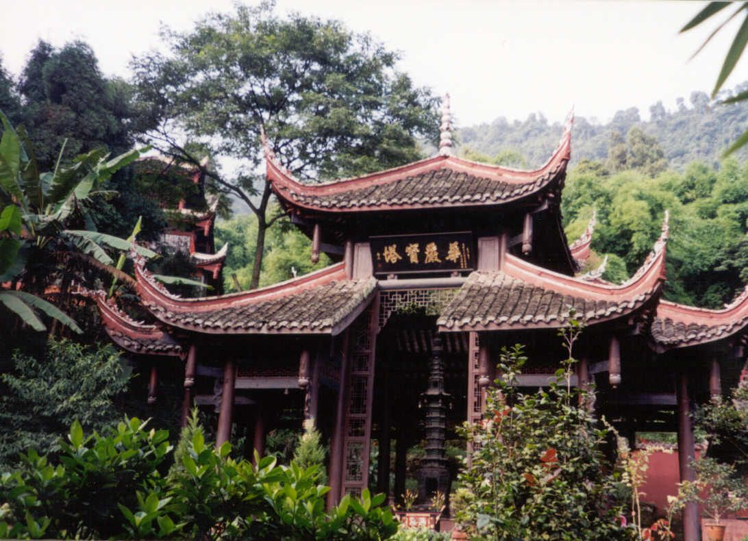 Emei Shan Big ben, House styles, All about china