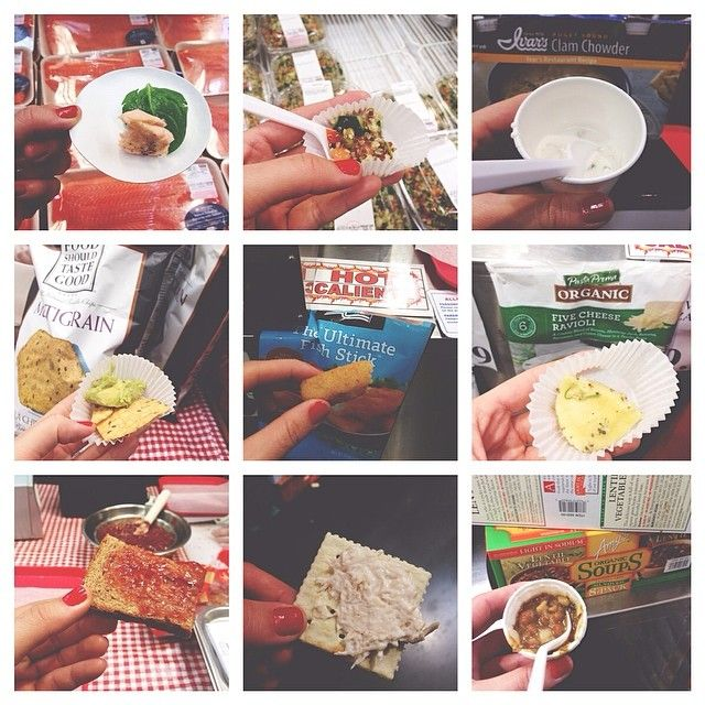 Day 18 of #100daysofhappiness - hanging out with my chums eating Costco samples @mellomikie