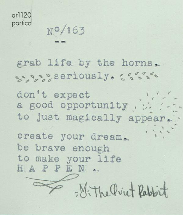 no.163 - create your dream.