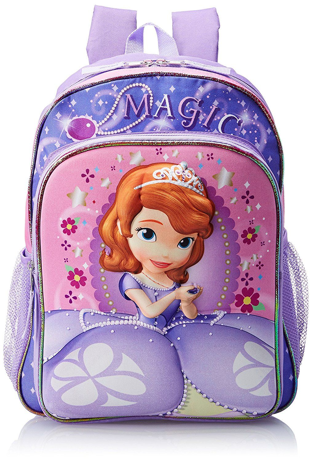 49a4e1ef211c Disney Girls  Sophia The First 3D Backpack    To view further for this  item