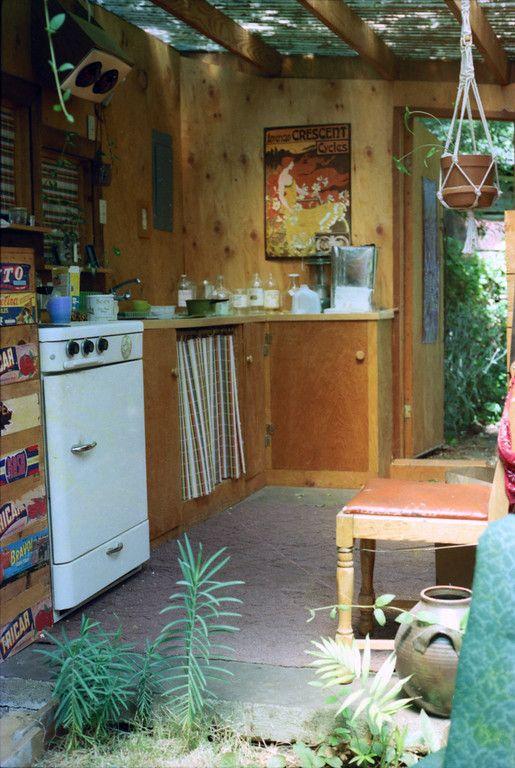 i swear if i lived in warm weather year round this would be it hippie kitchen hippie house on kitchen decor hippie id=93904