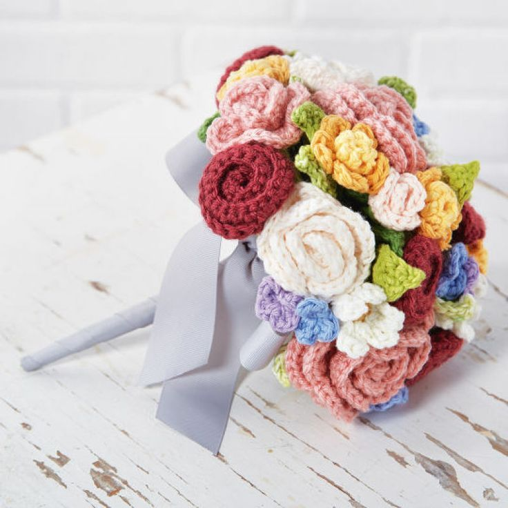 Crochet Floral Bouquet Pattern | Moogly Community Board | Pinterest ...