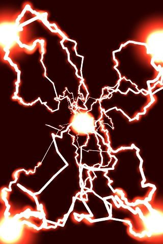 Red Vortex Of Electricity Cool Backgrounds Background Celestial Iphone electricity live wallpaper