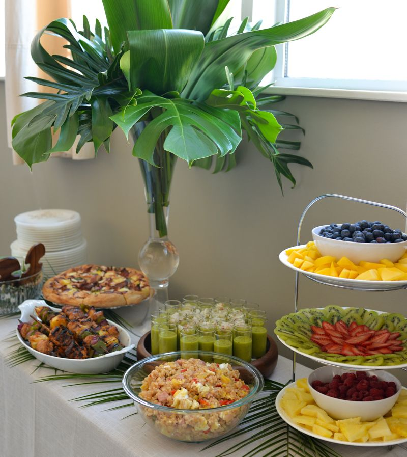 elegant hawaiian party ideas - photo #14