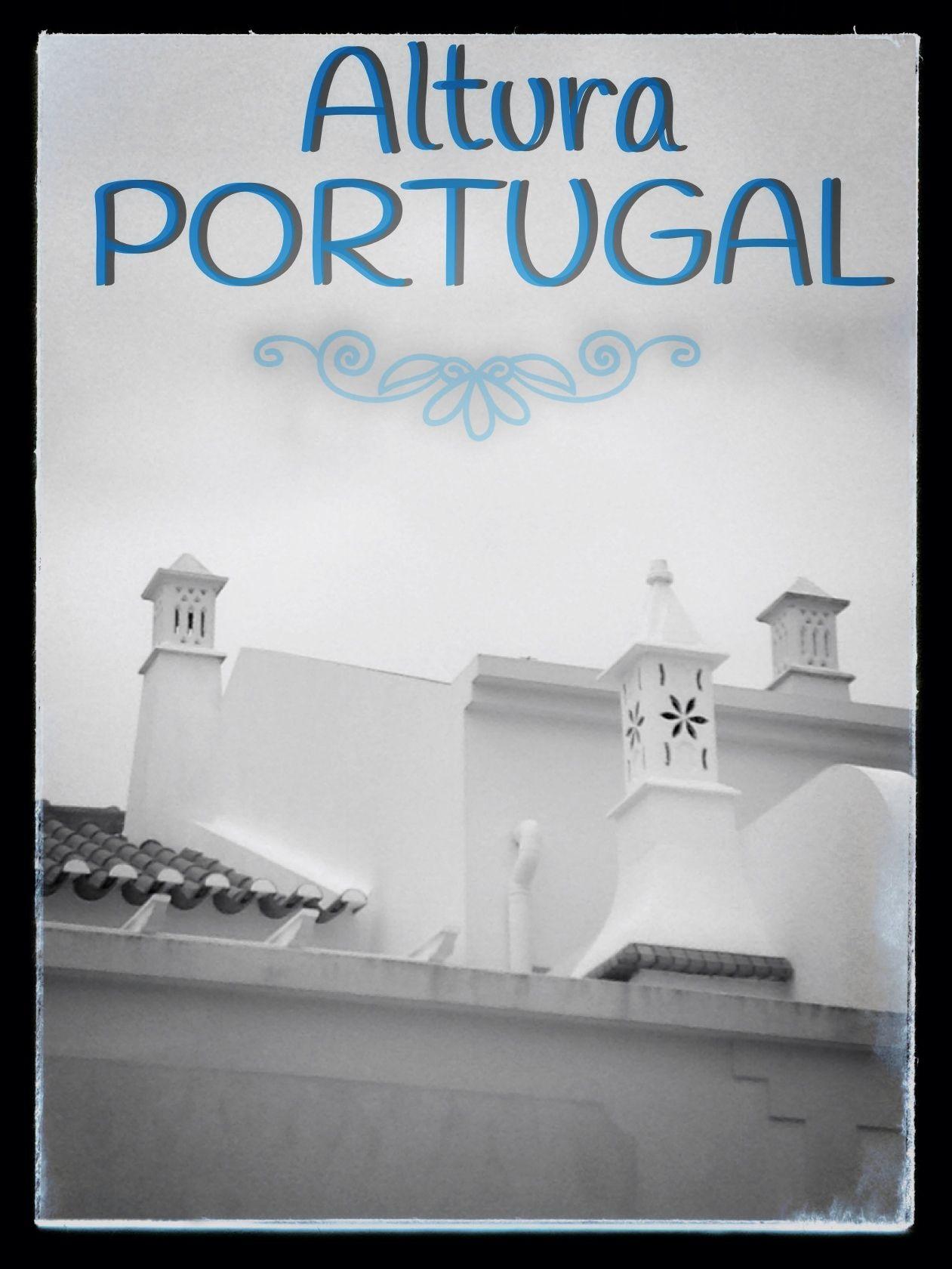 Portugal - Altura, magnífico lugar...
