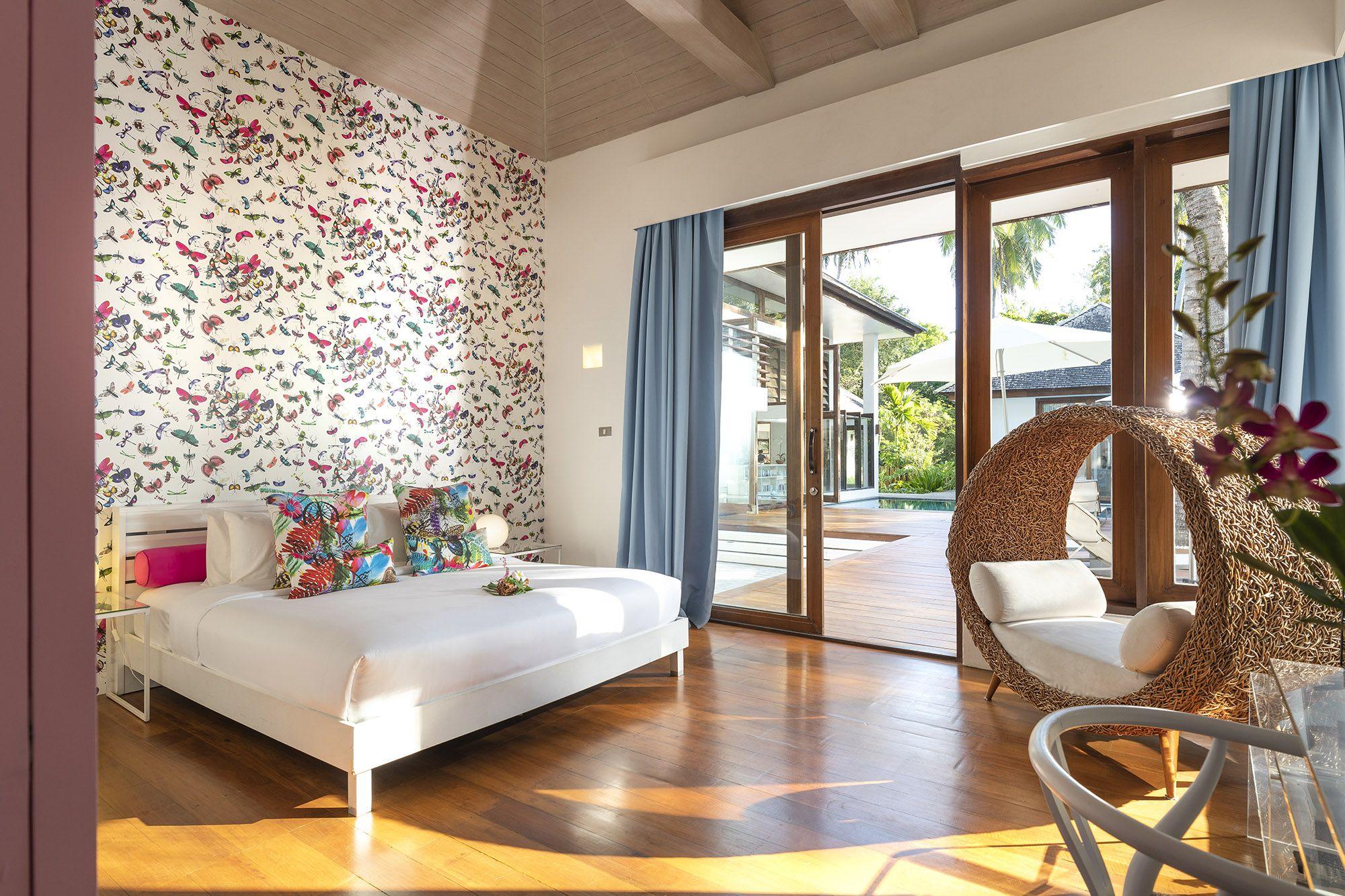 Ban suriya spacious butterfly room home u decor interior