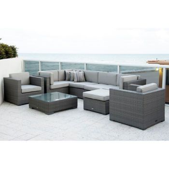 Costco Wholesale Havenside Home Patio Sectional Outdoor Sectional Sofa