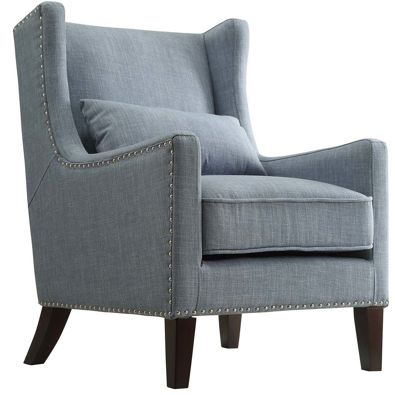 $325 Kingstown Home Jeannette Wingback Arm Chair | armchairs ...