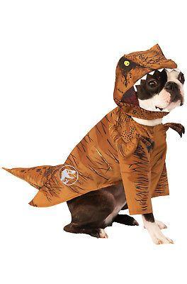 Costumes 52352 Brand New Jurassic World Dinosaur TRex