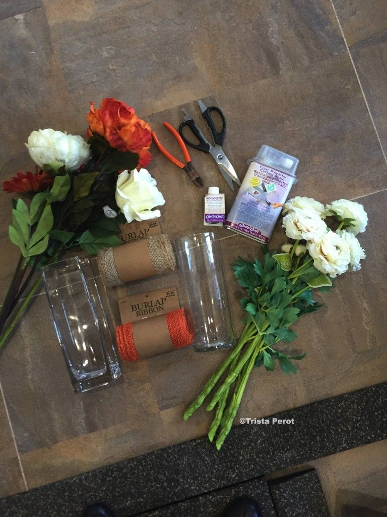Making fake water for artificial flowers diy crafts recycle makingfakewaterforartificialflowersdiyandcrafting mightylinksfo