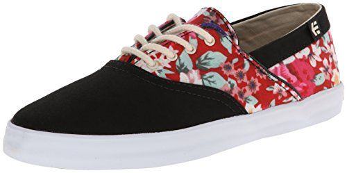 ccbb64b6b Etnies Womens Corby WS Women s Skateboarding Shoes Shoe BlackFloral 85 M US      Want additional info  Click on the image.(This is an Amazon affiliate  link ...