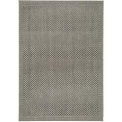 Photo of benuta Plus alfombra interior y exterior Naoto gris claro 80×150 cm – para balcón, terraza y jardínbenuta.de