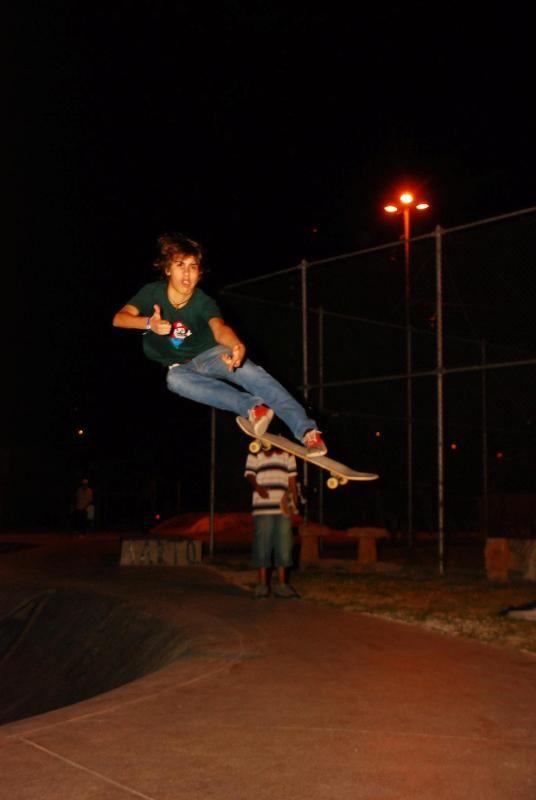 Thiago Thales - Clube do skate