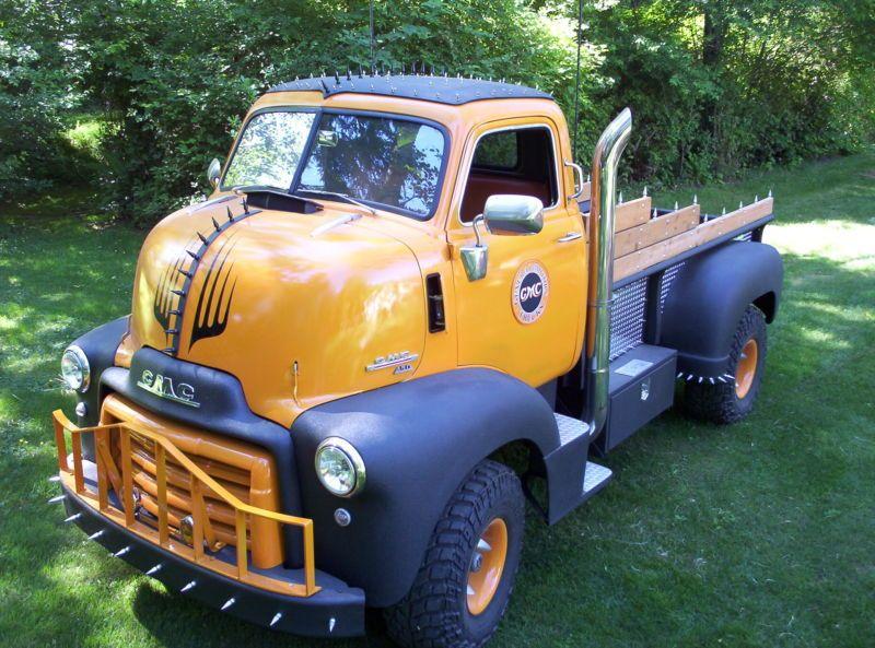 50 Coe Trucks Gmc Trucks Vintage Trucks