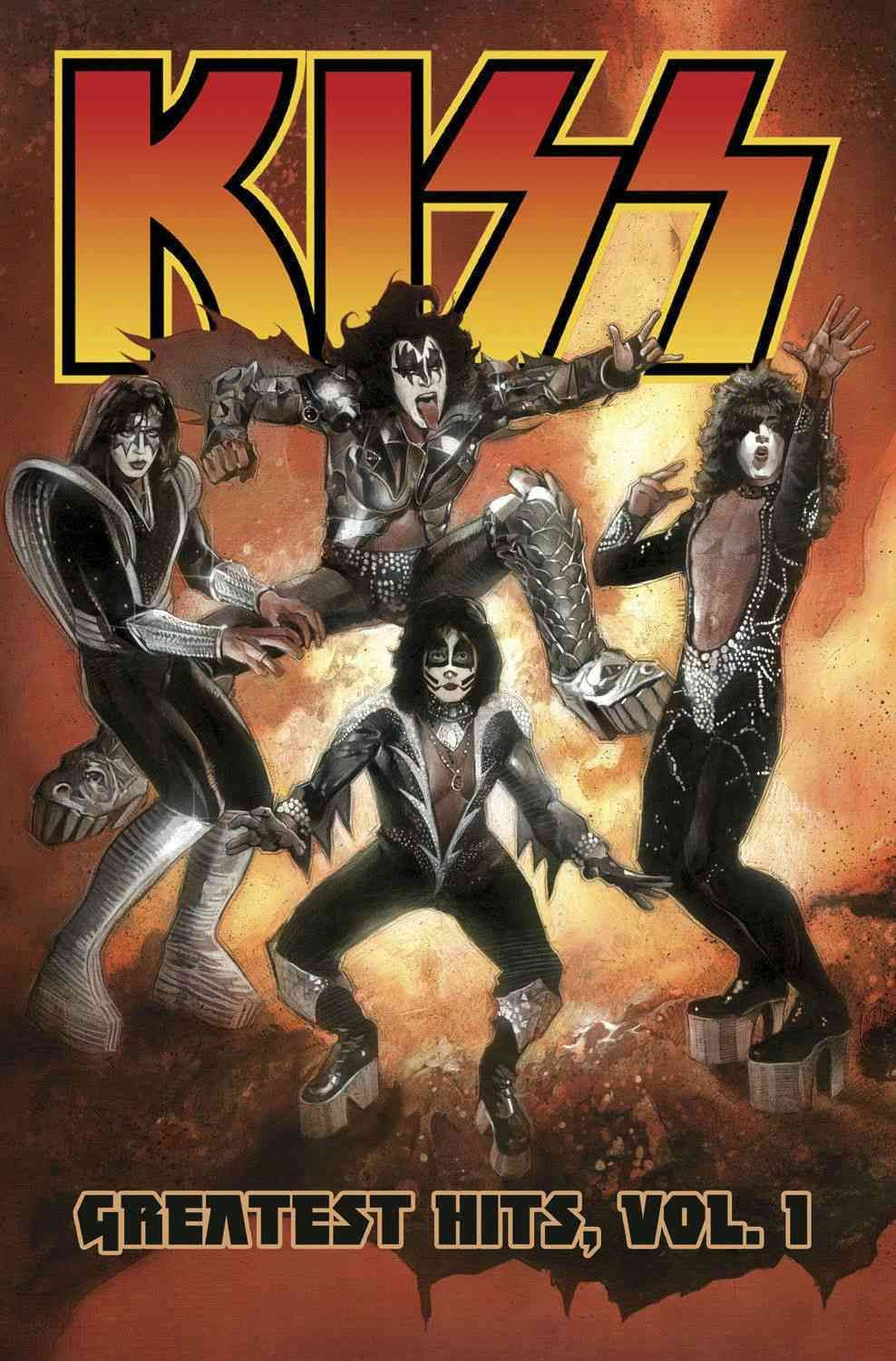 In 1977, Kiss was not only the biggest band in the world