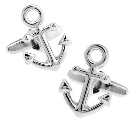 Anchors Cufflinks