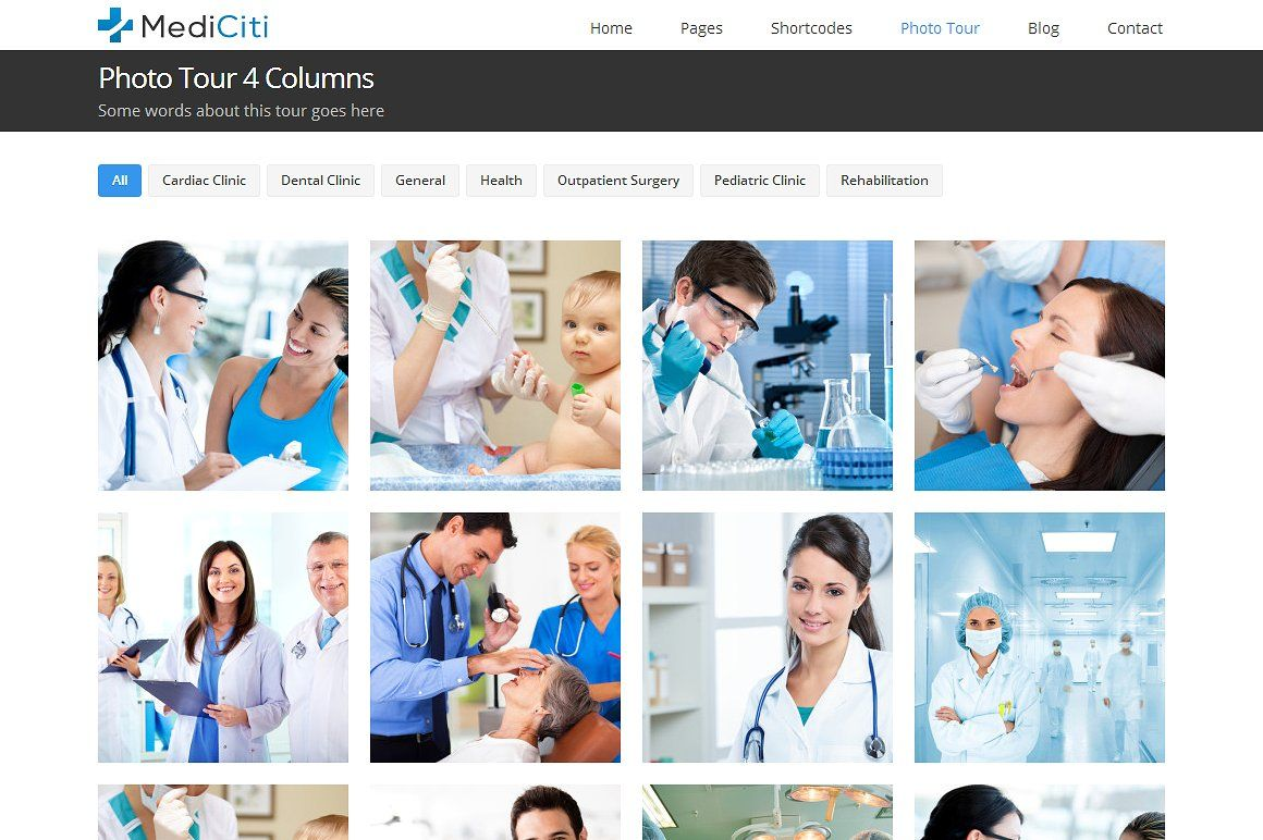 MediCiti is a responsive medical WordPress theme suitable for medical sites, hospital, doctor, dentist, surgeon, health, clinics, health care or any other medical related websites. MediCiti theme is clean, flexible and has a fully responsive design. MediCiti theme is loaded with features, and has powerful customization options. Built with HTML5 & CSS3. It comes with free lifetime support. The Theme is maintained in a minimalist and modern style with strong color accents. MediCiti Full…