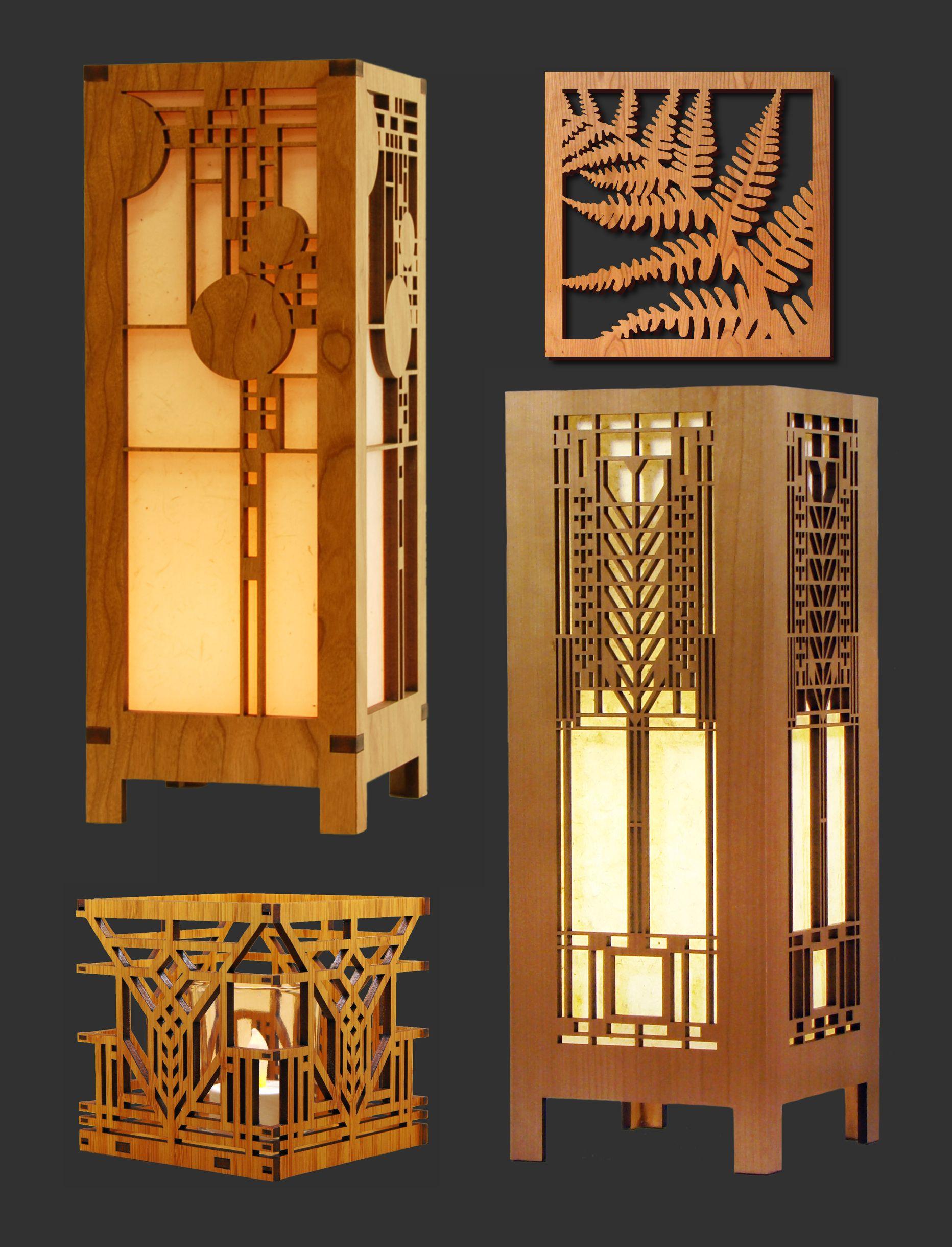 corte lser de madera y productos de papel por lser de onda luminosa laser cut woodlaser - Laser Cut Wood