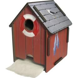 Photo of ToPaHaus Bootshaus Toilettenpapierhalter Werkhaus