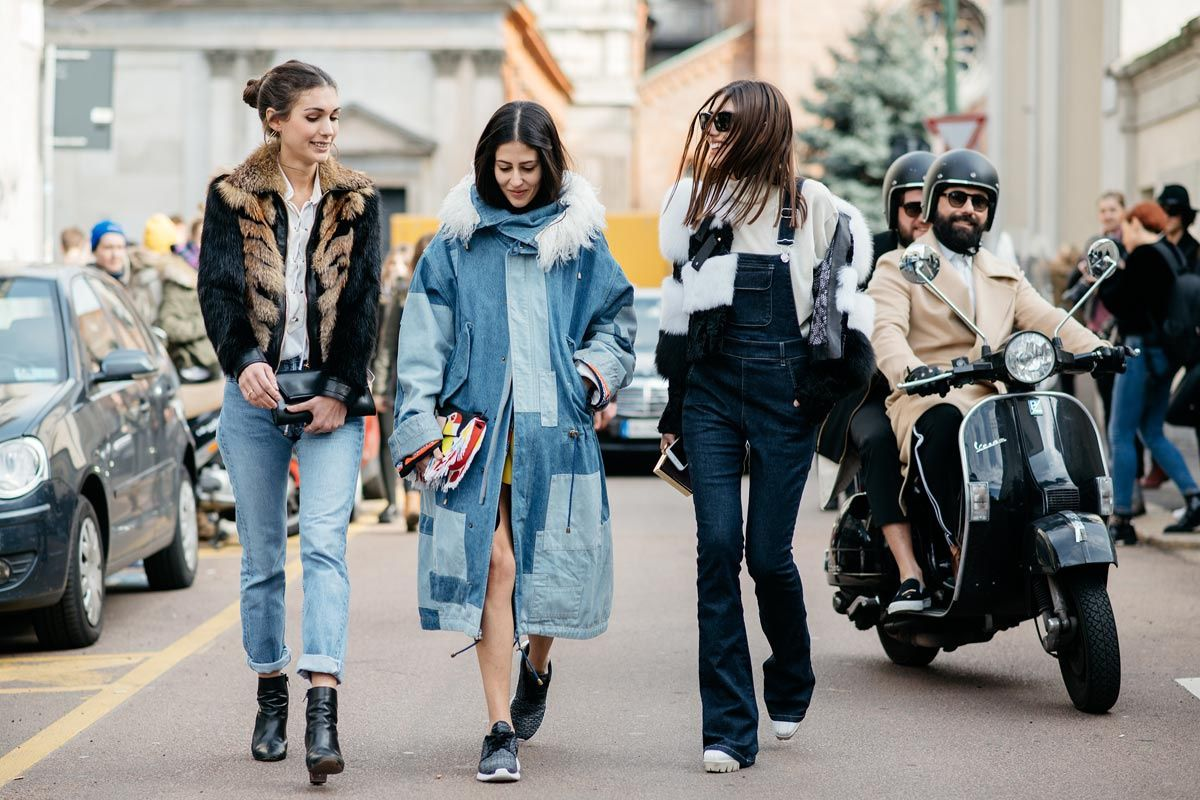 Street Style MFW FALL 2015/2016