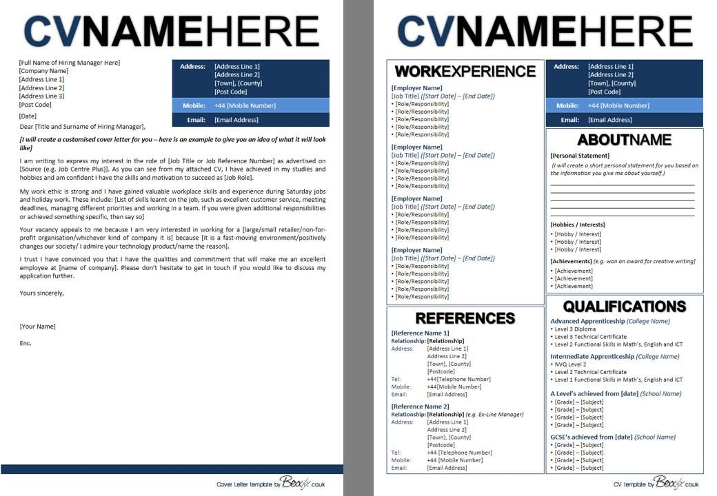 Cv Design  CvResume Design