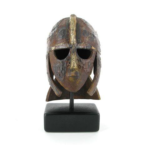 Sutton Hoo Helmet bronze sculpture (British Museum exclusive) at British Museum shop online