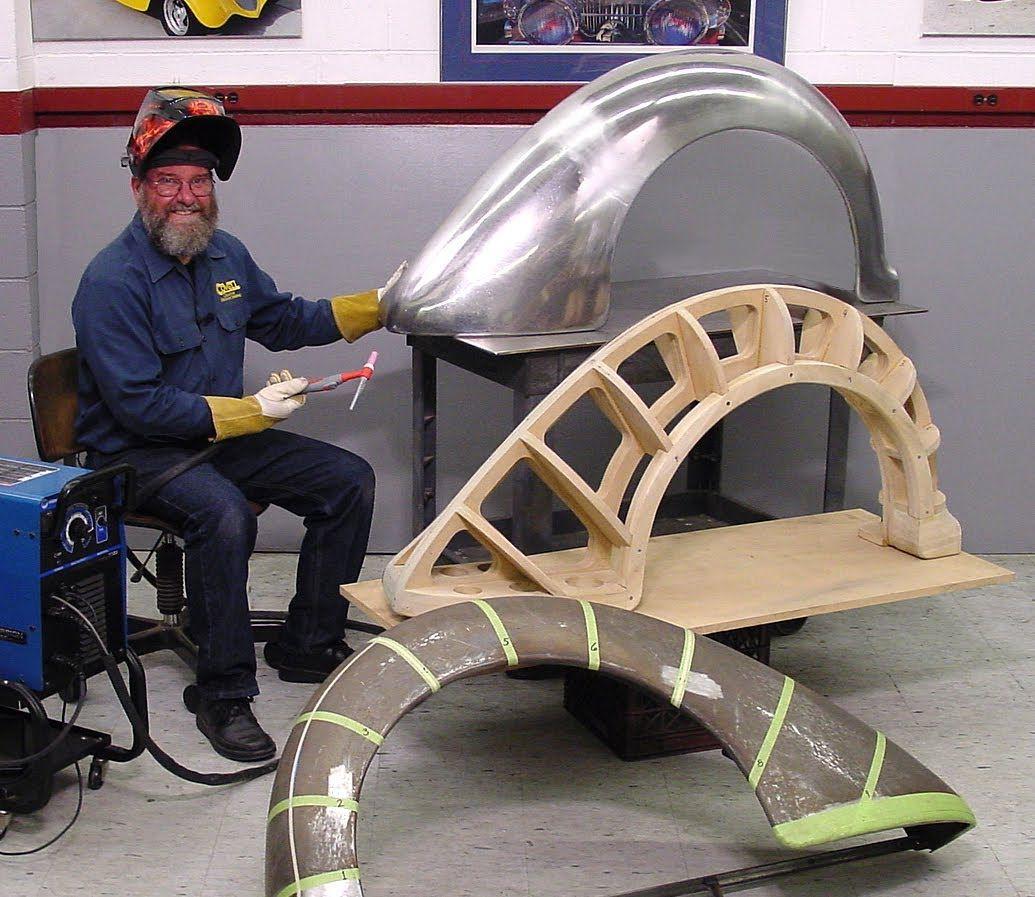 Building A Fender Part 1 Fender Parts Metal Working Metal Fabrication