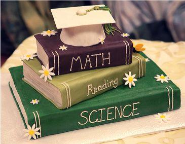 Graduation Book Cake With Images Graduation Cakes Book Cake