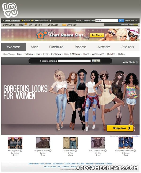 Pin by AppGameCheats com on Adventure | Imvu cheats, Imvu, Cheating