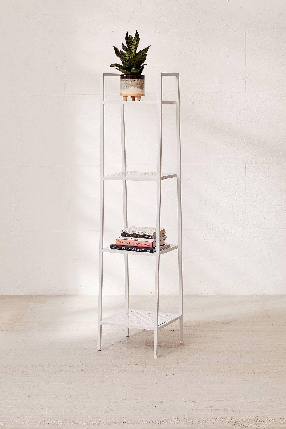 Maki Narrow Shelving Unit | Metal storage shelves, Urban ...