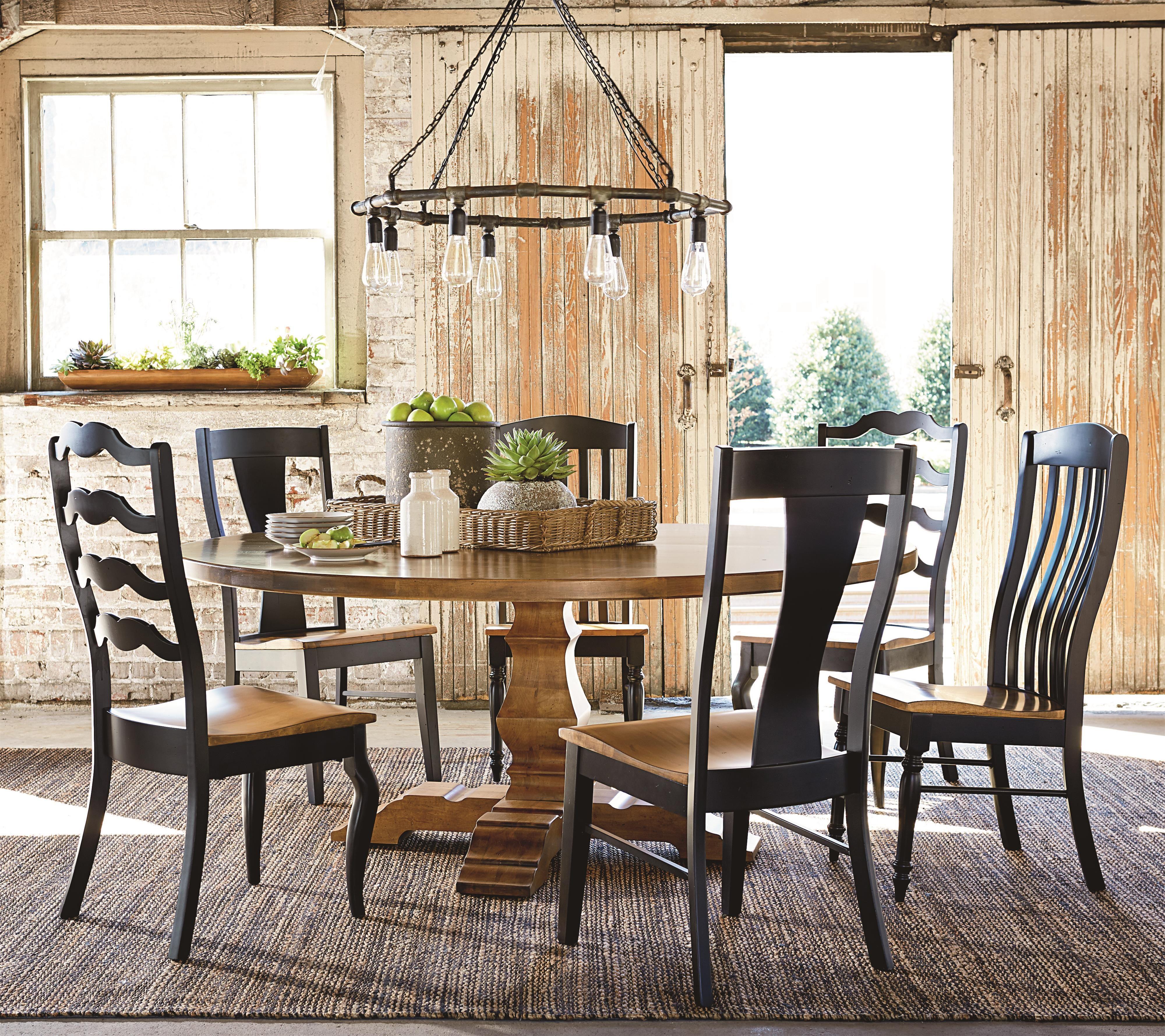 Bench Made Aged Saddle By Bassett Hudson S Furniture Bassett