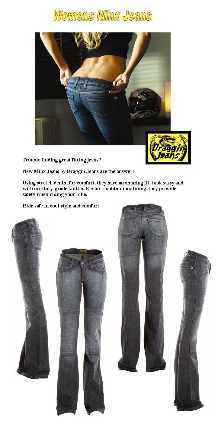 4543cb2ffdc14 Draggin Jeans Minx Womens Jeans - Indigo or Black - Draggin' Womens Jeans -  Pants - WOMENS - Street - Product Catalogue - Pit Stop Parts & Apparel