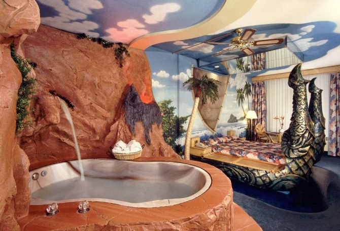 10 Most Unusual And Unique Hotels Of The World Fantasyland Hotel