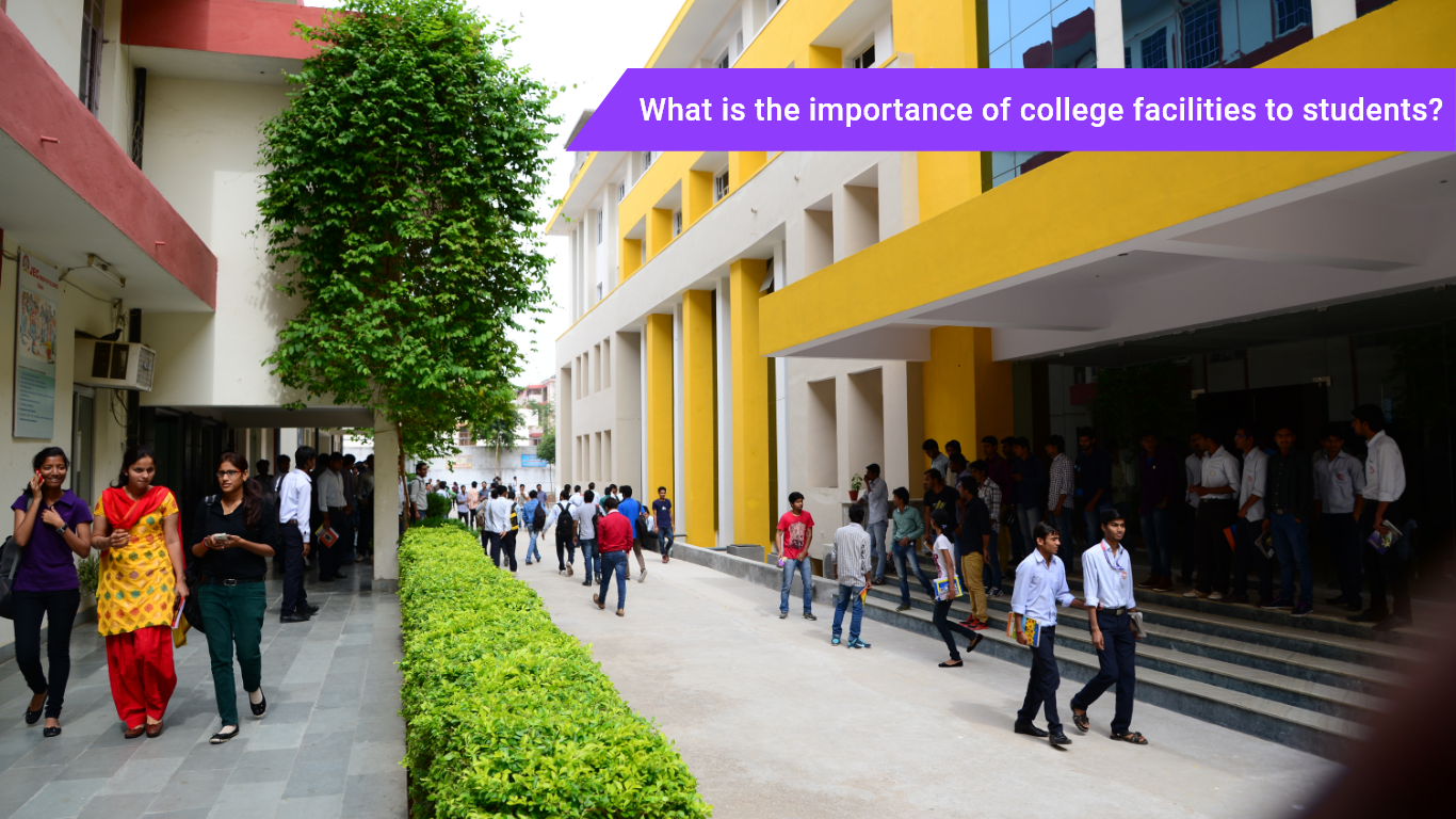When choosing a best engineering college in Jaipur for their students, parents should consider the facilities provided by colleges  in order to select the best engineering colleges in jaipur for their student's development. The facilities of a college impact overall learning process as well as mental and physical growth of the students.