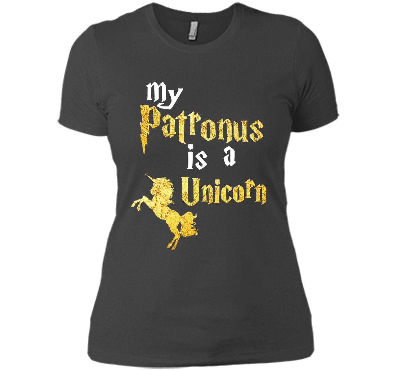 My Patronus Is A Unicorn Shirt - Unicorn shirt