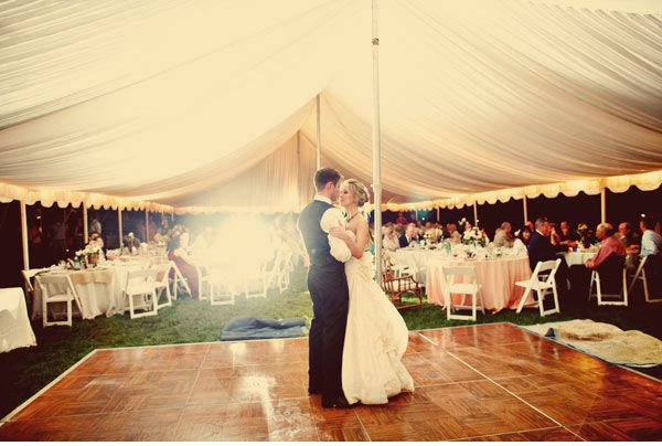 DIY Virginia Wedding III & DIY Virginia Wedding III | Tent wedding Tents and Farming