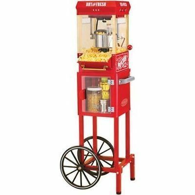 Perfect for your gaming room and a must have for your movie room. Make your home theater even better than the real theater by having one of these popcorn machines. I love this company, they make all kinds of old school vendor type appliances. Makes me feel like I'm at the fair when I drag all them out. #home appliances #gaming #movies #entertainment #affiliate