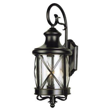 Trans Globe Lighting 5120 ROB 2-Light Coach Lantern, Rubbed Oil ...