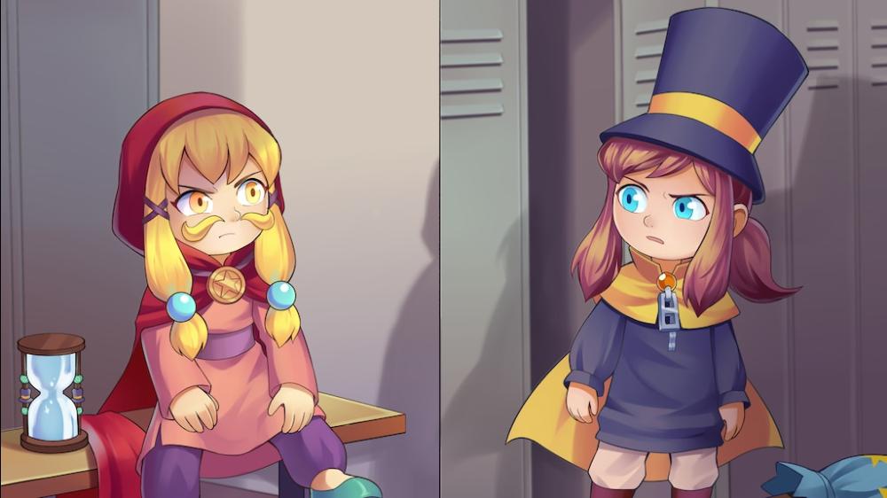 Steam Community 更♀衣室大♀战 in 2020 A hat in time