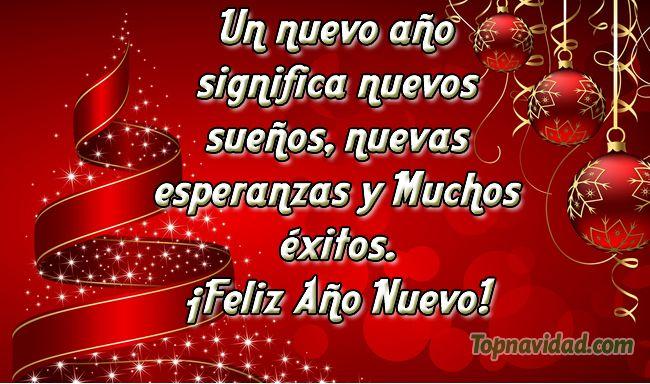 Frases Con Imágenes De Feliz Año Nuevo Para Facebook Feliz