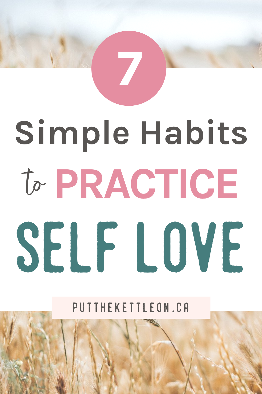 The Importance Of Self Love 7 Exercises To Love Yourself
